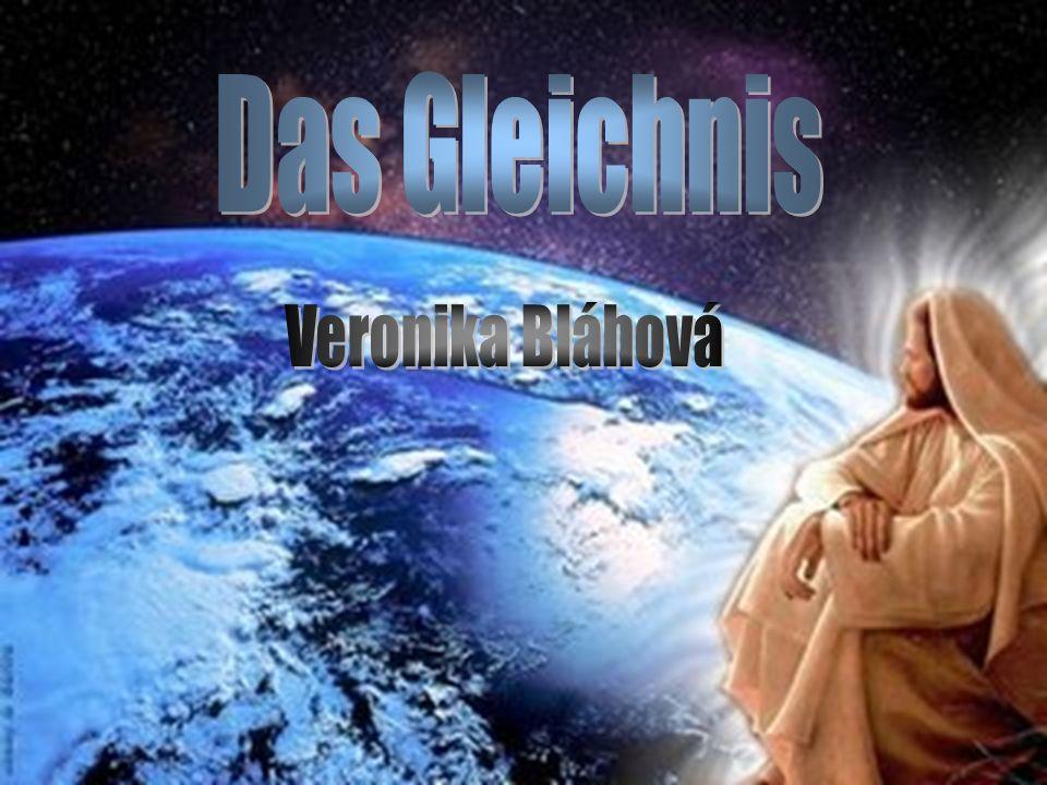 Das Gleichnis Veronika Bláhová