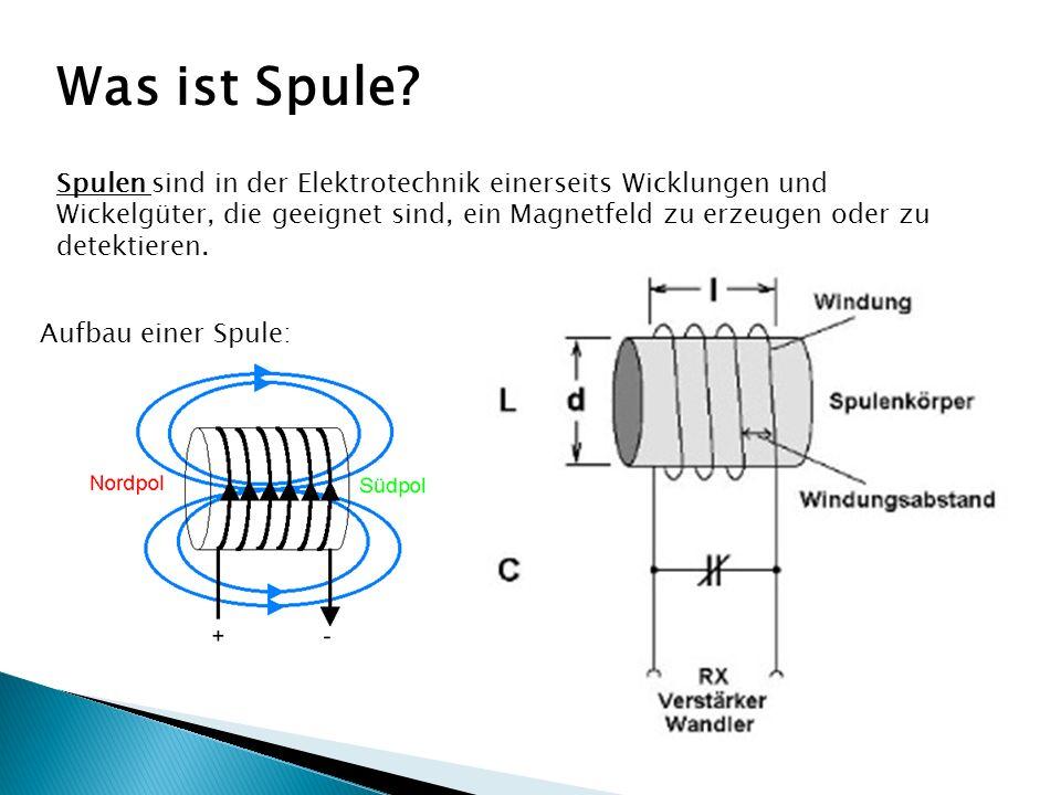 Was ist Spule