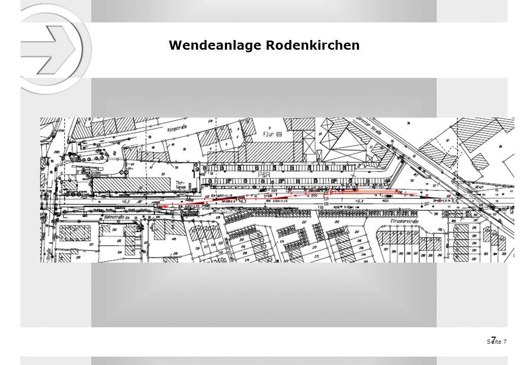 Wendeanlage Rodenkirchen