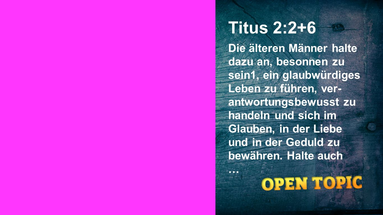 Titus 2:2+6 Seiteneinblender