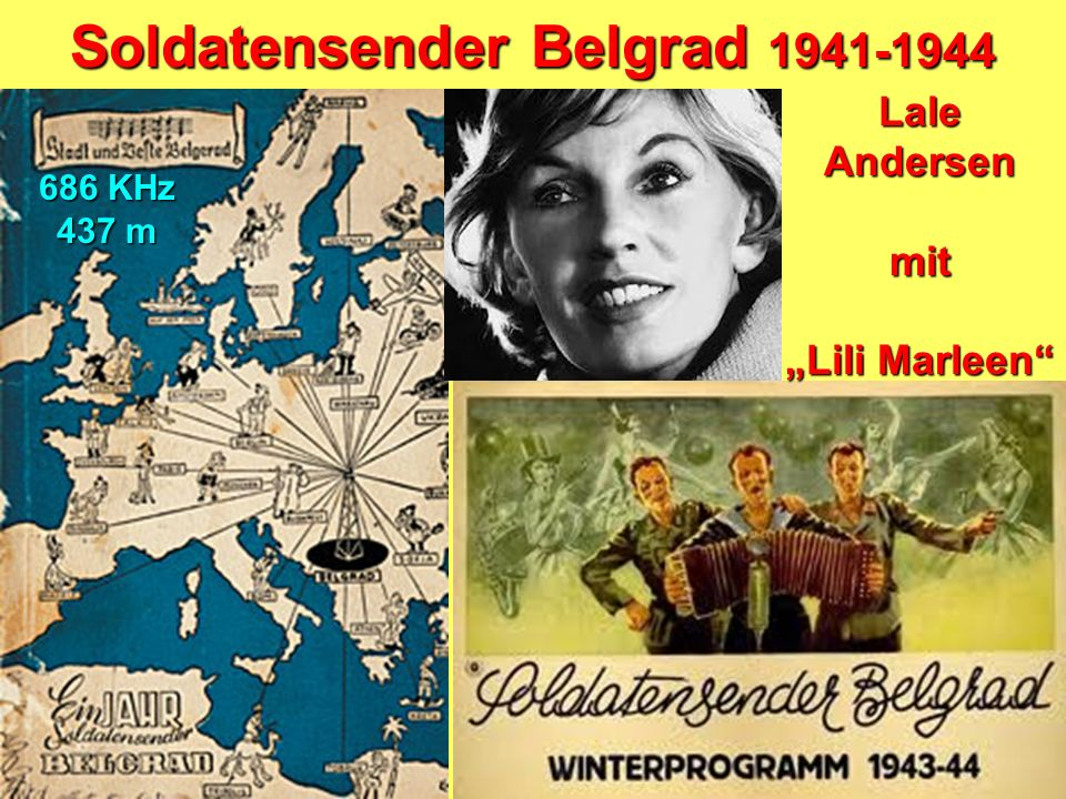 Soldatensender Belgrad 1941-1944