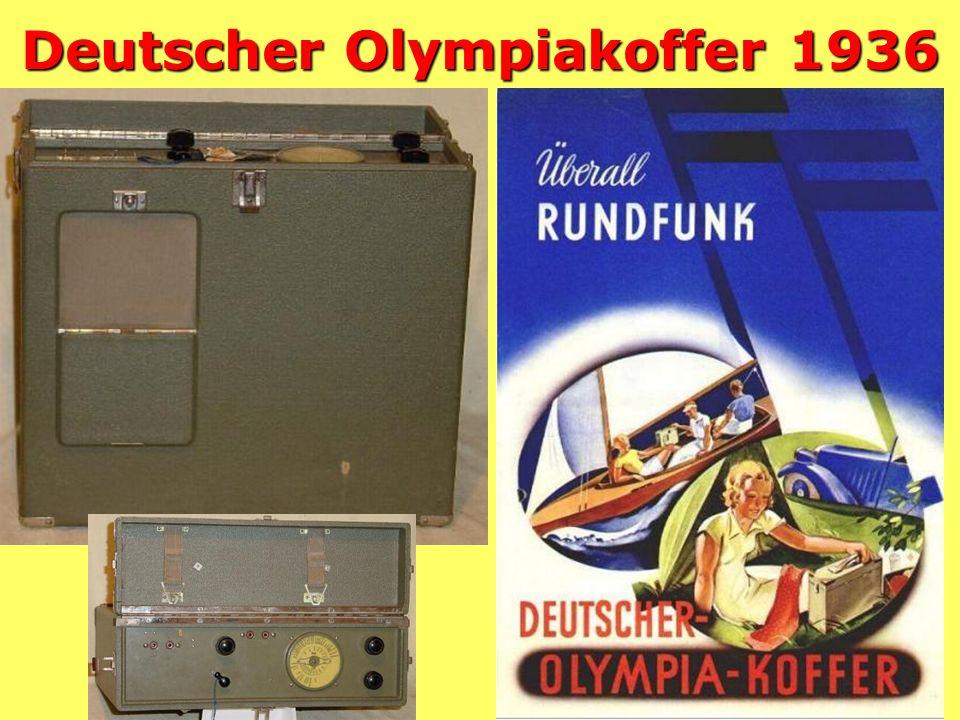 Deutscher Olympiakoffer 1936