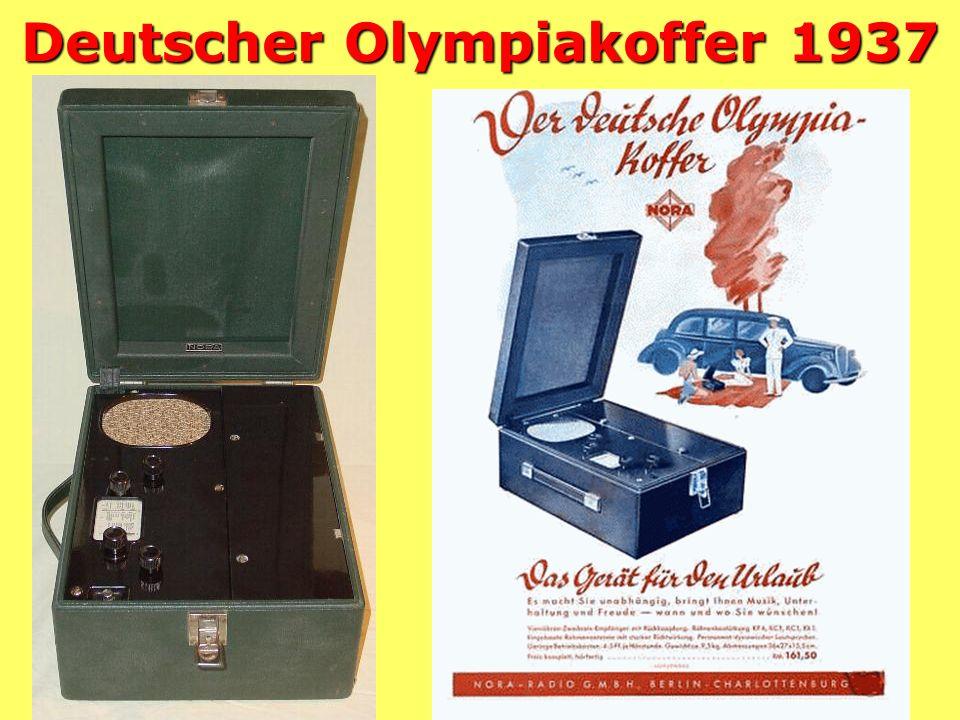 Deutscher Olympiakoffer 1937