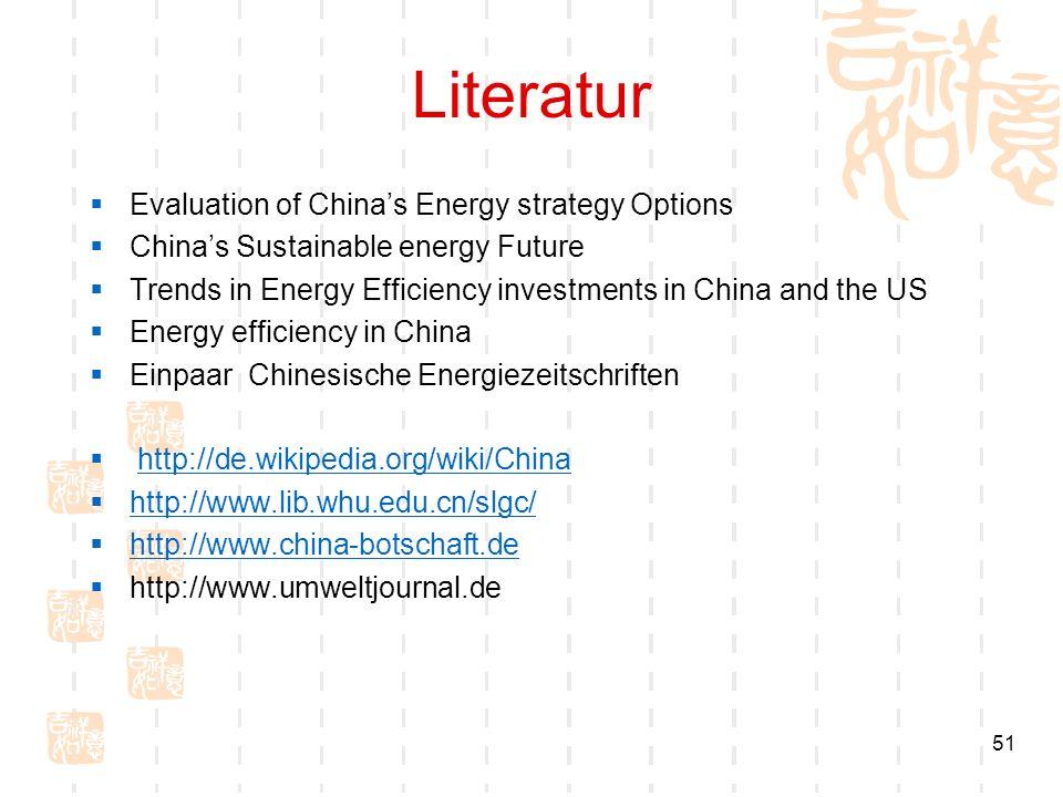 Energiewirtschaft und -system