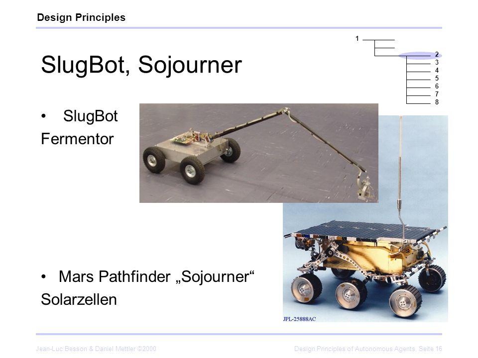 """SlugBot, Sojourner SlugBot Fermentor Mars Pathfinder """"Sojourner"""