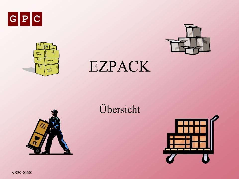EZPACK Übersicht