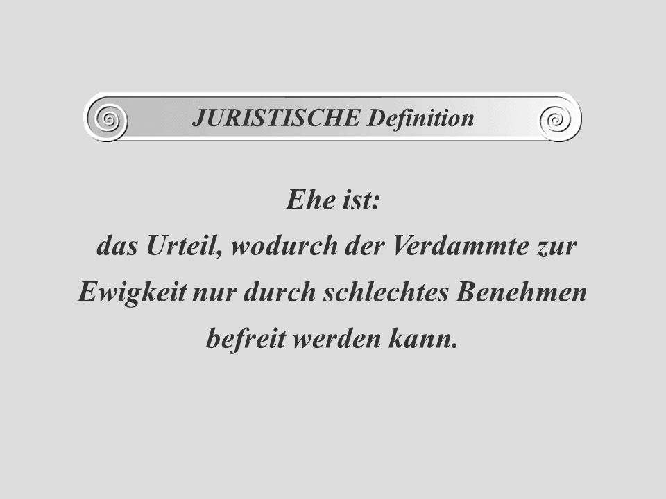JURISTISCHE Definition