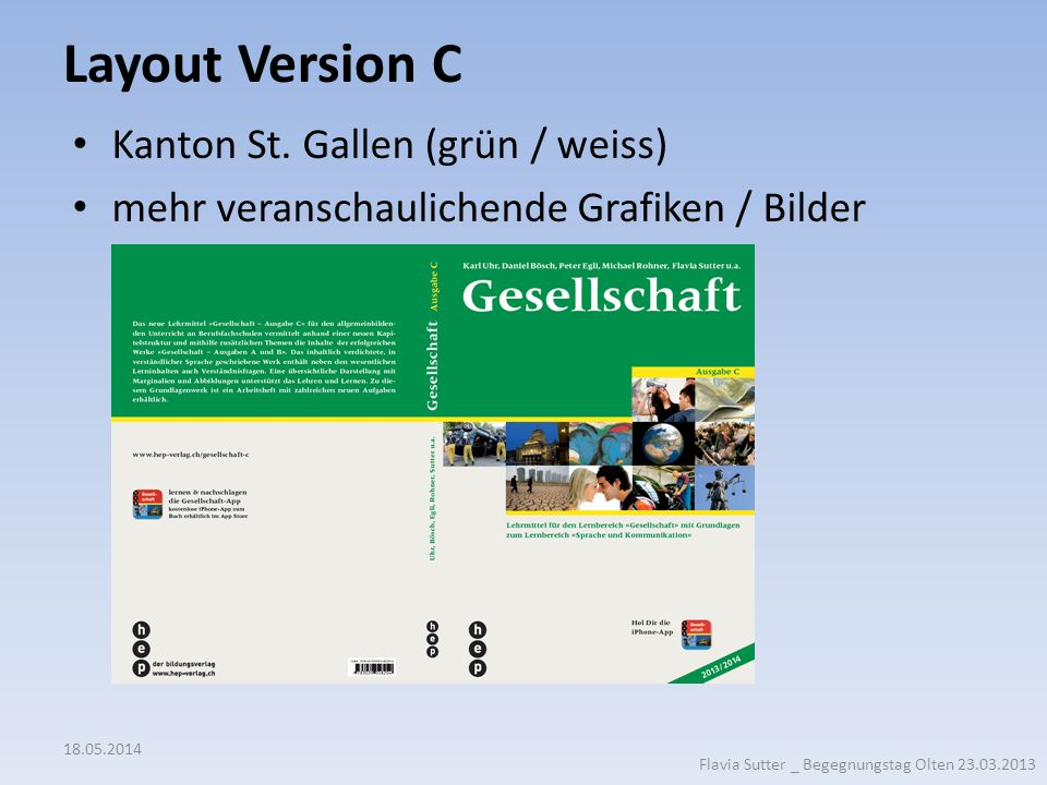 Layout Version C Kanton St. Gallen (grün / weiss)