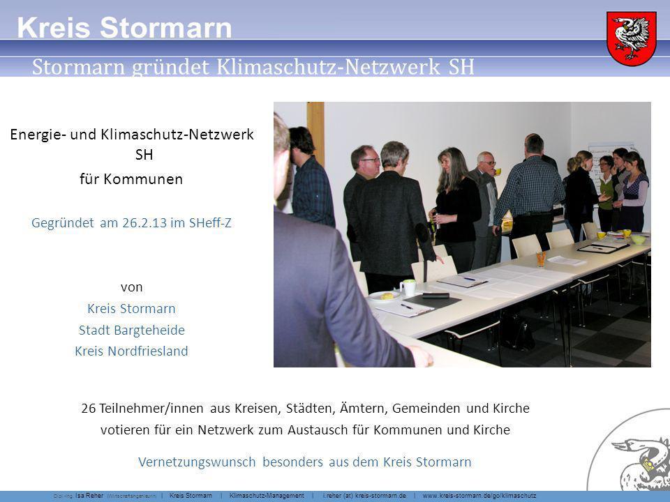 Bürgerbeteiligung Stormarn – wie fing es an …