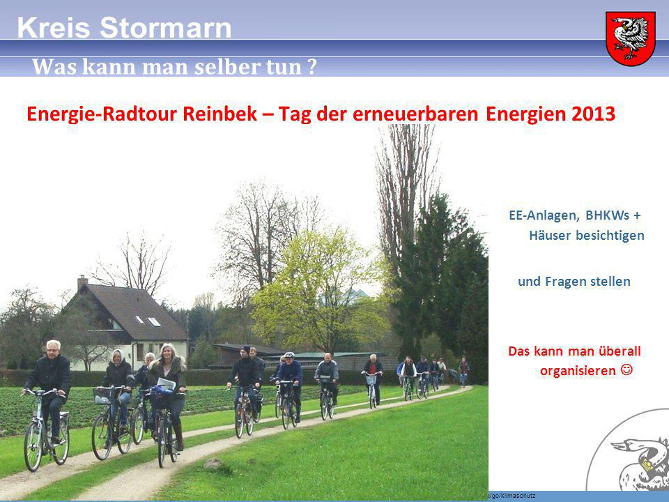 Was ist los in Stormarn Stadtradeln Stormarn – 24.5. - 13.6.14 – Bad Oldesloe, Bargteheide,