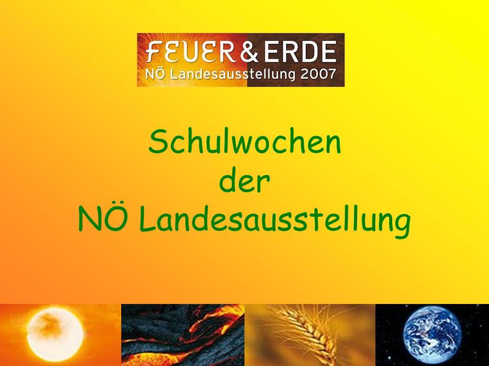 Schulwochen der NÖ Landesausstellung