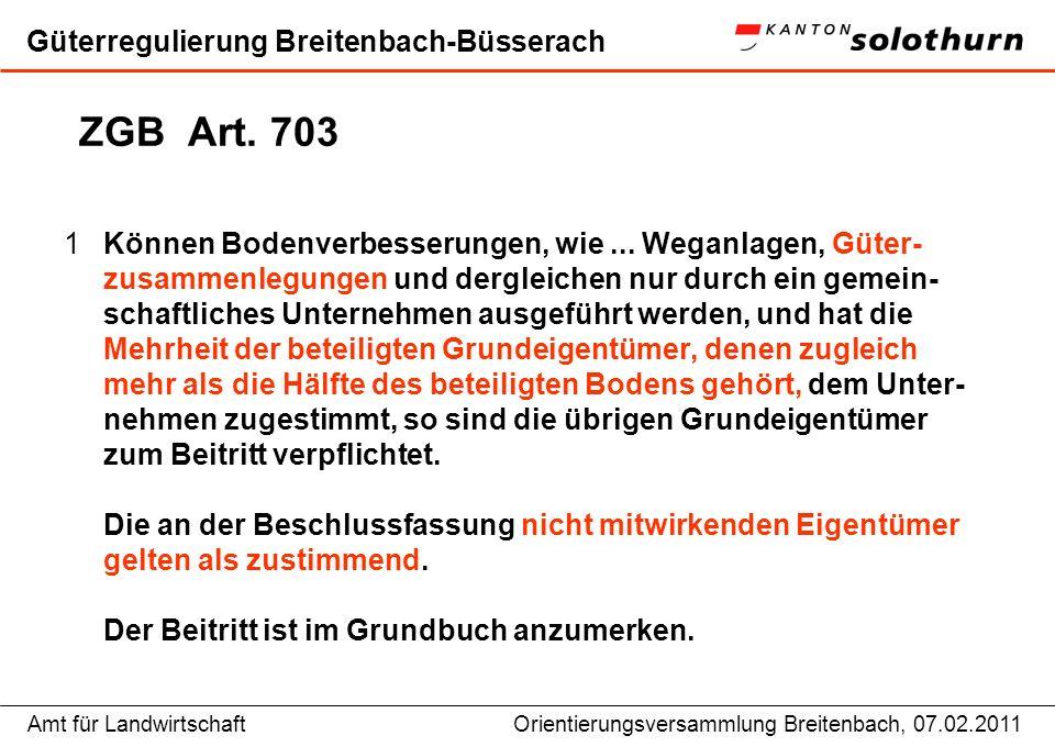 ZGB Art. 703