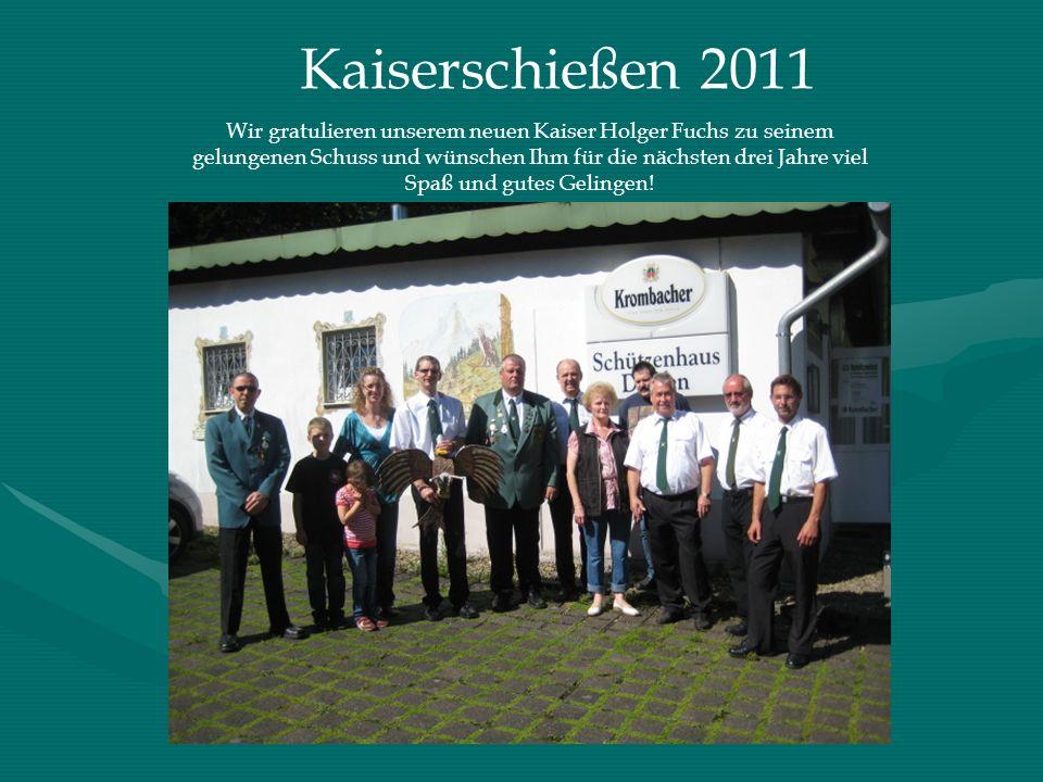 Kaiserschießen 2011