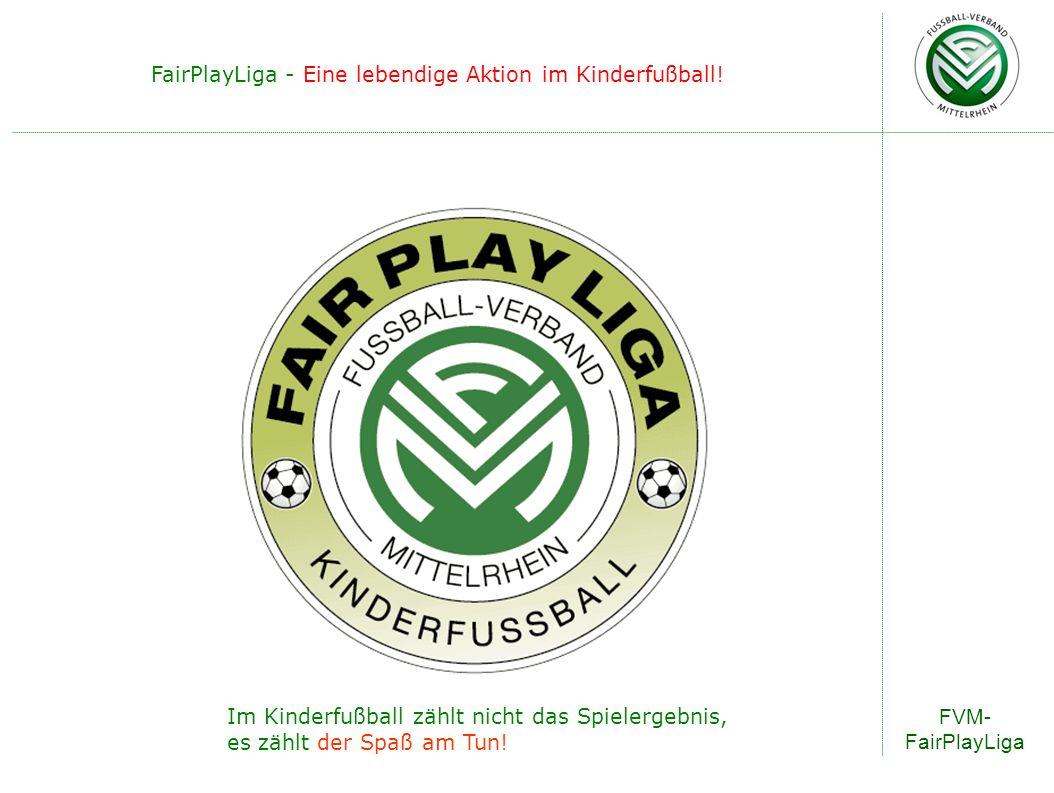FairPlayLiga - Eine lebendige Aktion im Kinderfußball!
