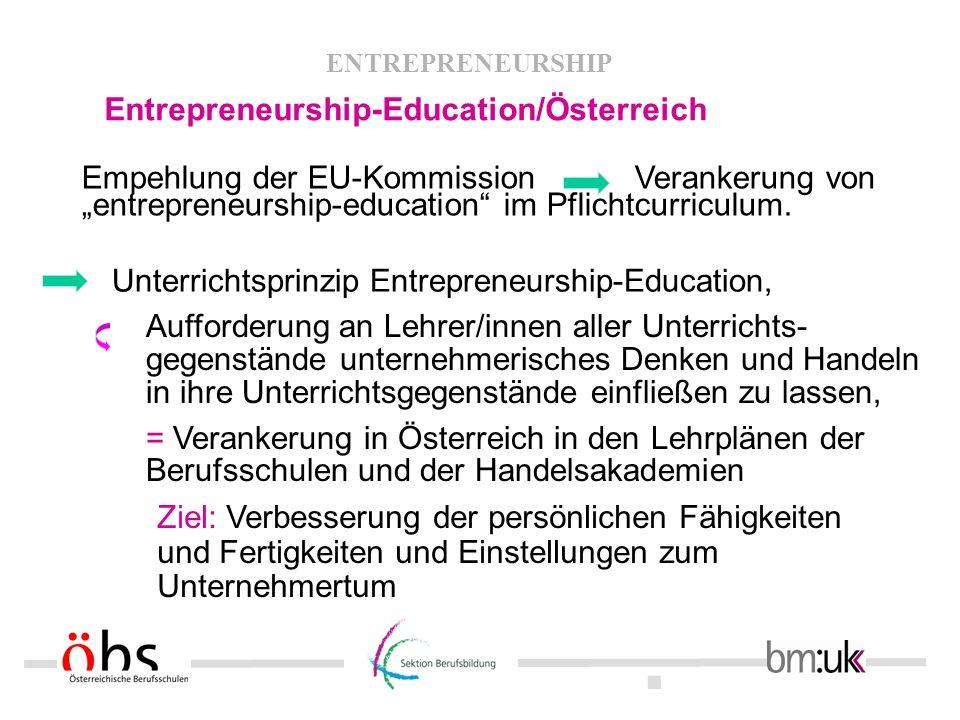 Entrepreneurship-Education/Österreich