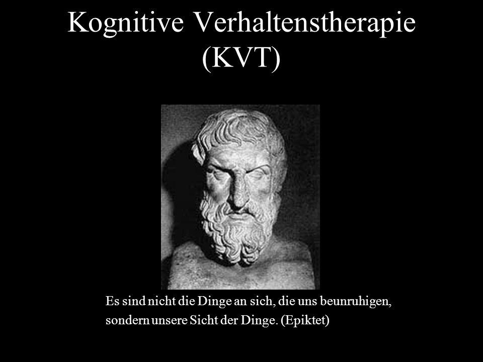 Kognitive Verhaltenstherapie (KVT)