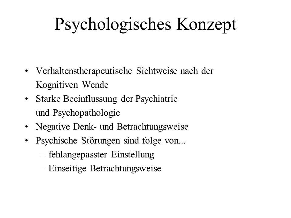 Psychologisches Konzept