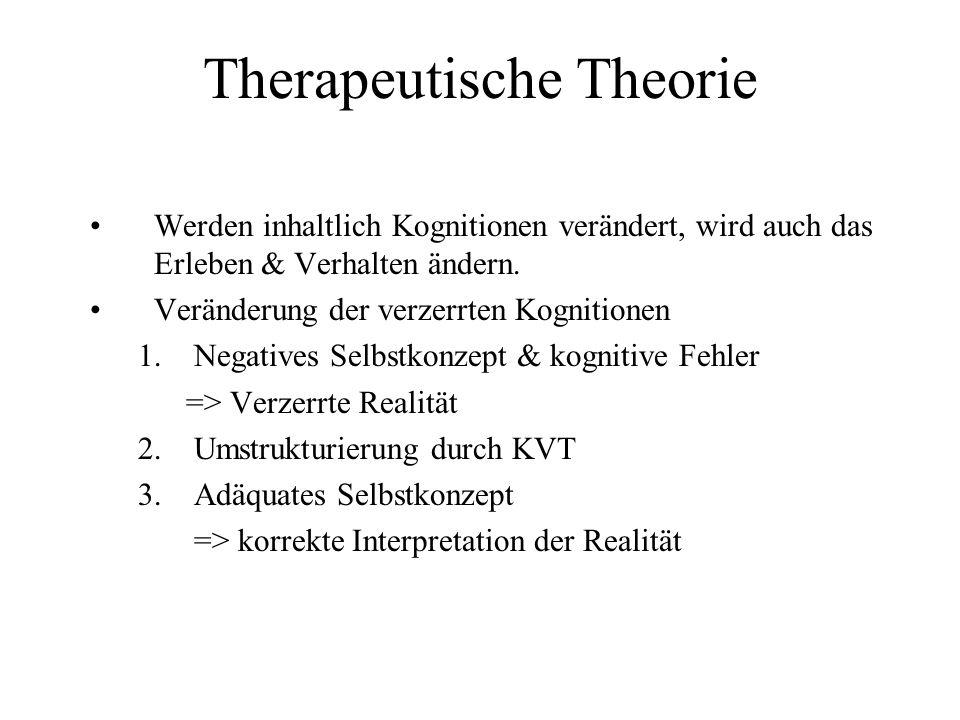 Therapeutische Theorie