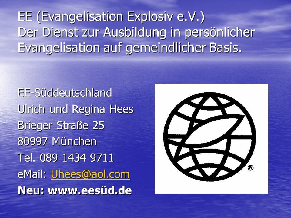 EE (Evangelisation Explosiv e. V
