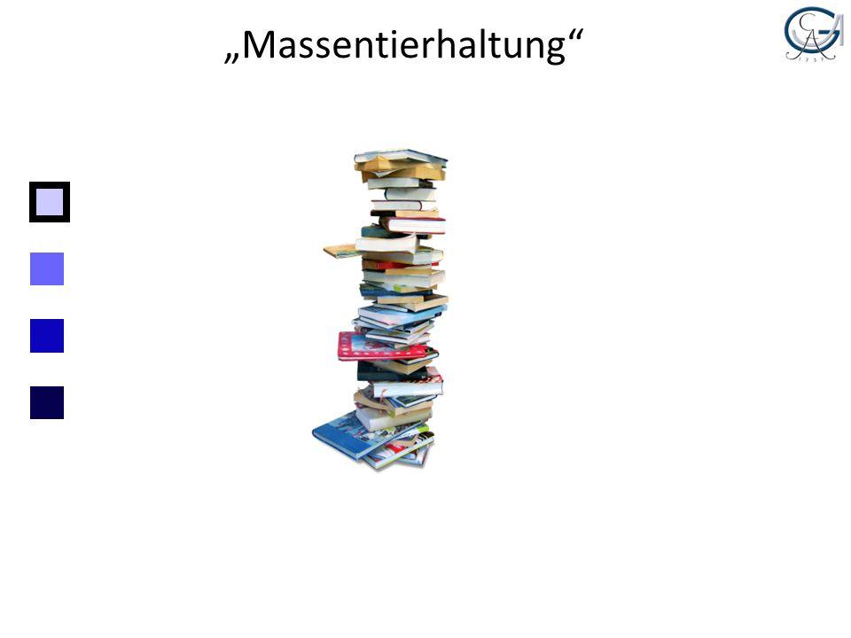 """""""Massentierhaltung 3"""