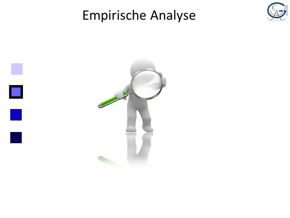Empirische Analyse 7