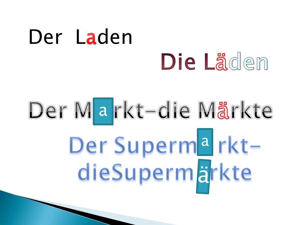 Der Superma rkt-dieSuperm rkte permrkt-dieSupermärkte