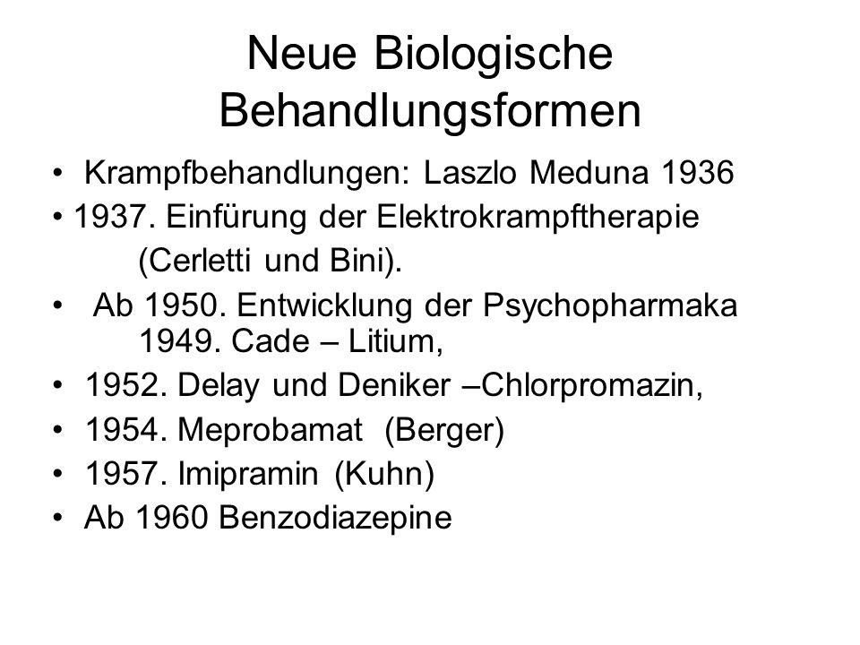Neue Biologische Behandlungsformen