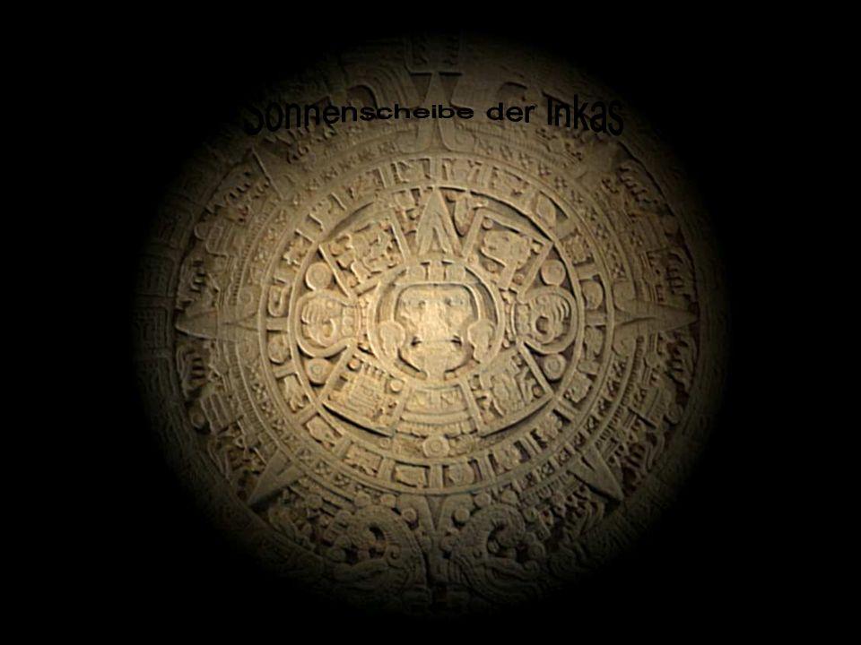Sonnenscheibe der Inkas