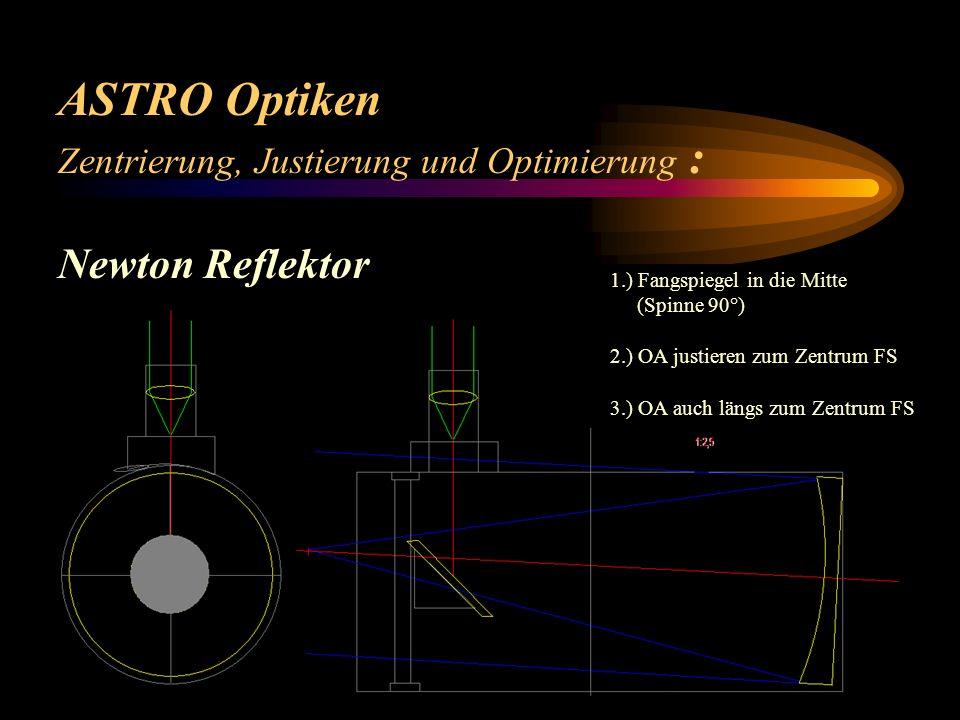 ASTRO Optiken Newton Reflektor