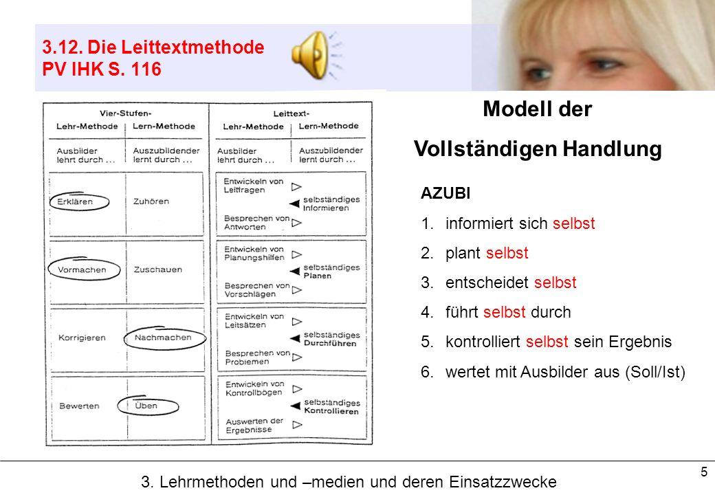 3.12. Die Leittextmethode PV IHK S. 116