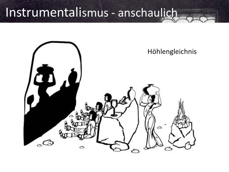 Instrumentalismus - anschaulich