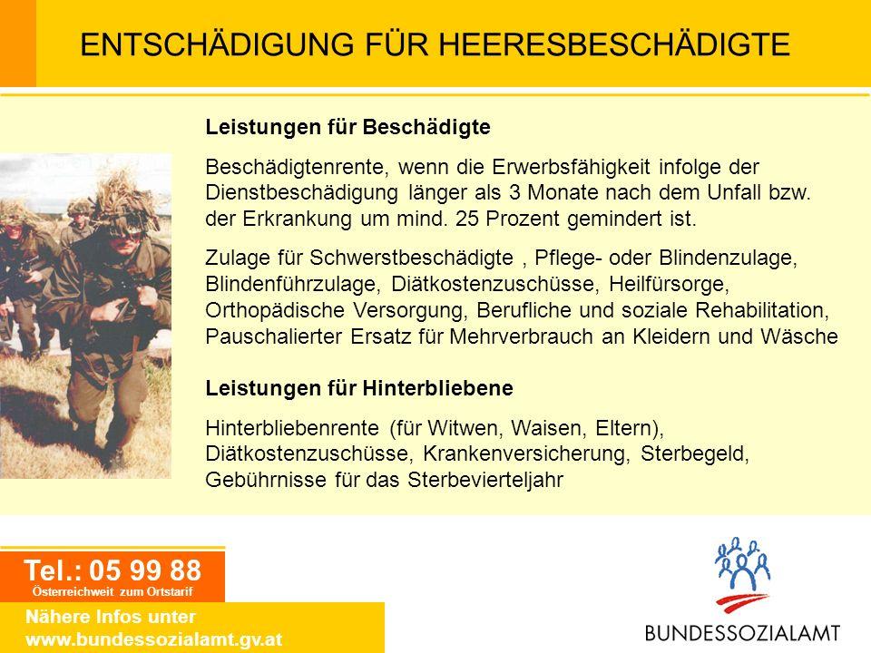 Österreichweit zum Ortstarif