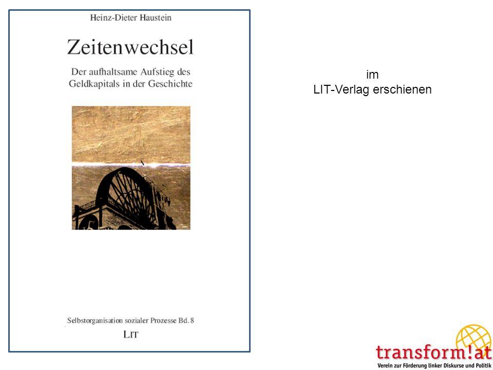 LIT-Verlag erschienen