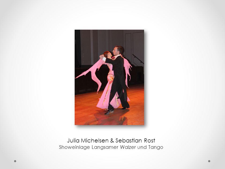 Julia Michelsen & Sebastian Rost
