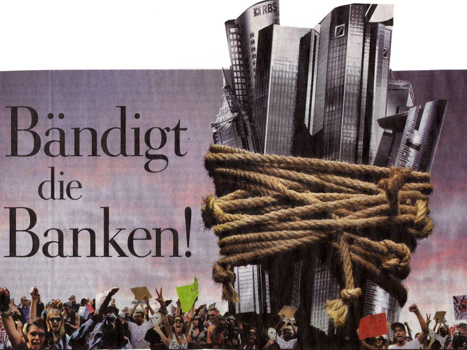 Stärkung des öffentlichen und genossenschaftlichen Bankensektor