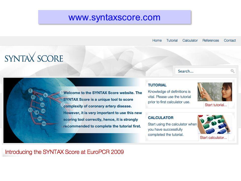 www.syntaxscore.com