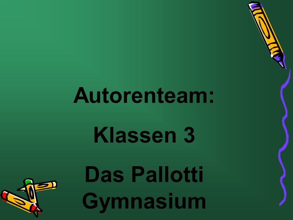 Das Pallotti Gymnasium