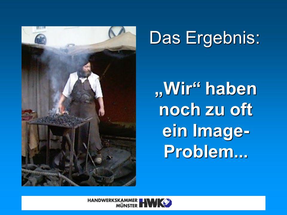"""""""Wir haben noch zu oft ein Image-Problem..."""
