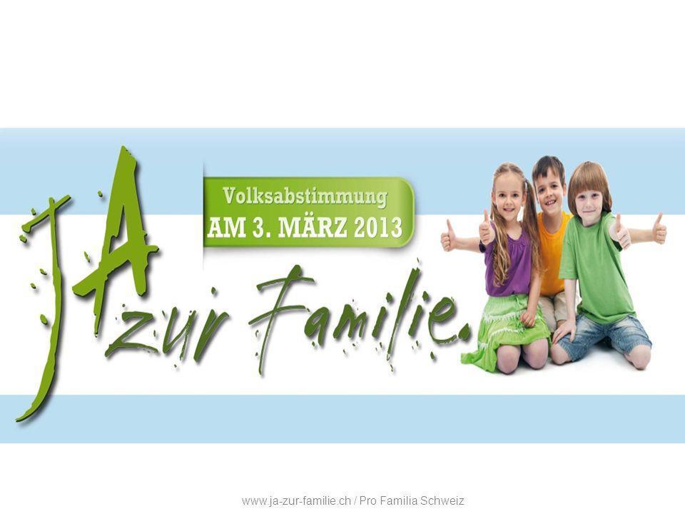 www.ja-zur-familie.ch / Pro Familia Schweiz