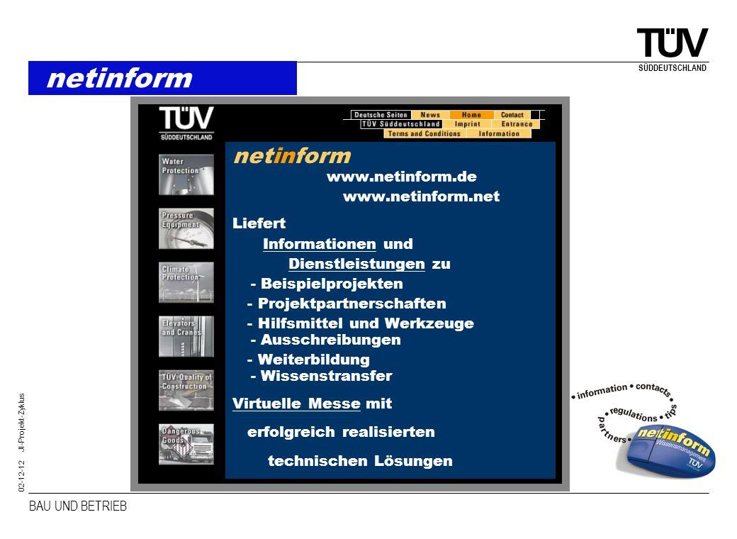 netinform netinform www.netinform.de www.netinform.net Liefert