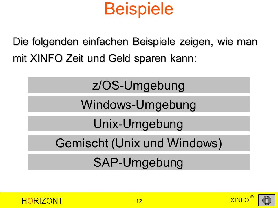 Gemischt (Unix und Windows)