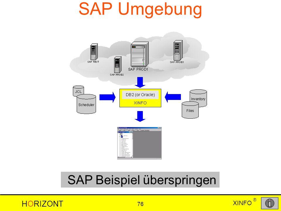 SAP Beispiel überspringen