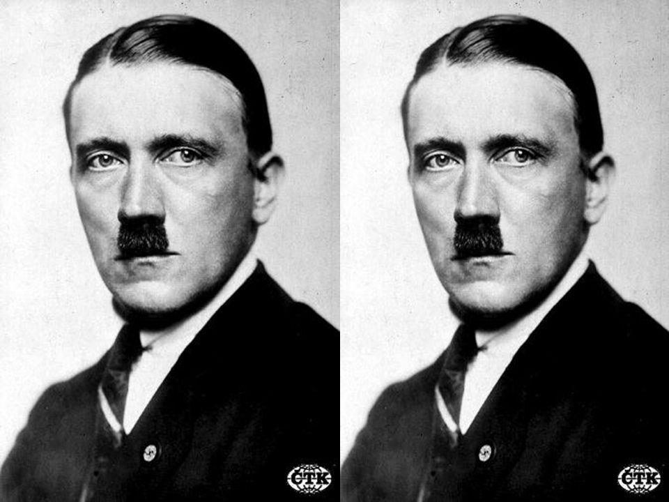 Nach dem Tod Hindelburg wurde Hitler auch Reichspräsident