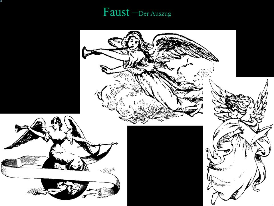 Faust –Der Auszug