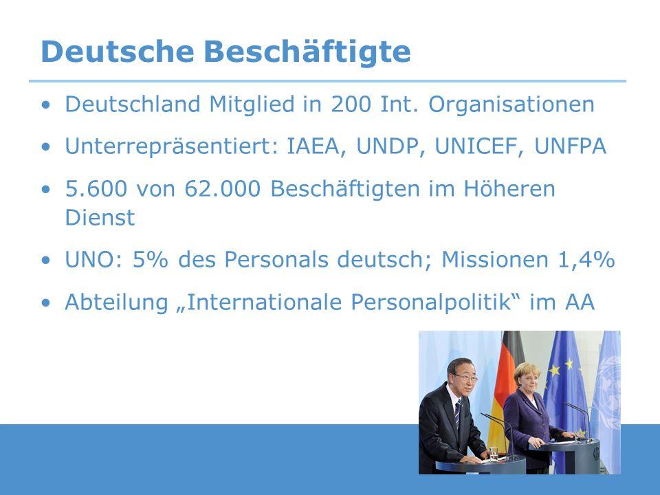 Deutsche Beschäftigte