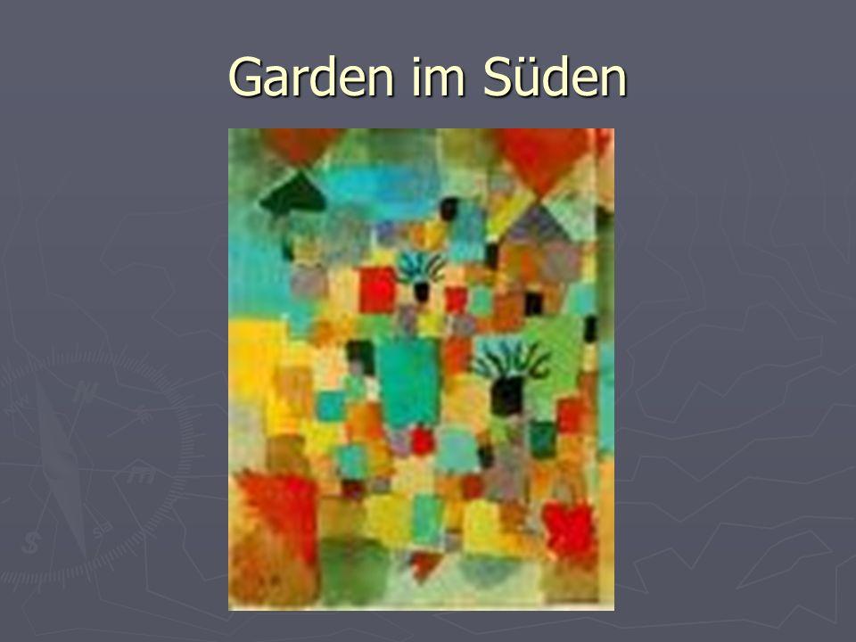 Garden im Süden