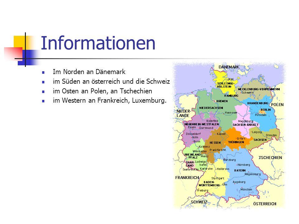 Informationen Im Norden an Dänemark