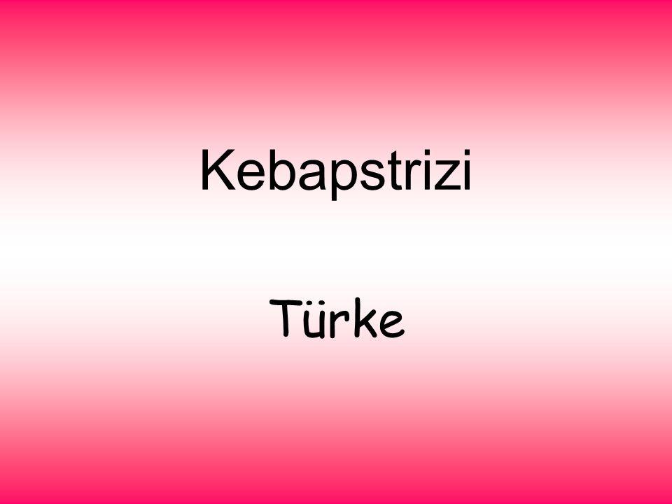 Kebapstrizi Türke