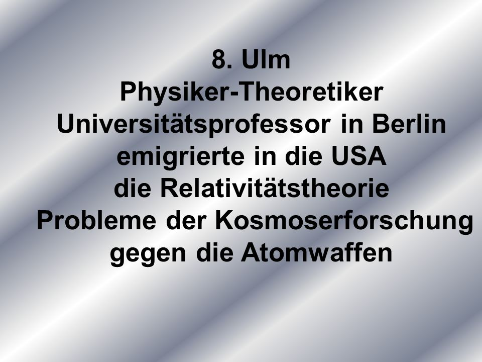 Physiker-Theoretiker Universitätsprofessor in Berlin