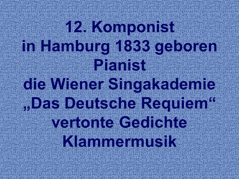 """die Wiener Singakademie """"Das Deutsche Requiem"""